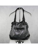 KATHY VAN ZEELAND woman black handbag
