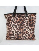 Juicy Couture Cheetah Print Large Tote