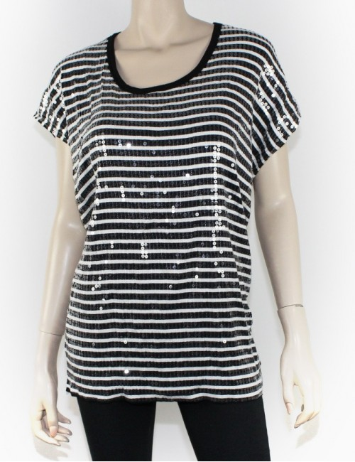 MICHAEL KORS top (L)
