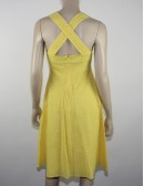 CALVIN KLEIN summer yellow dress (6)