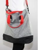 ARMANI EXCHANGE tote bag