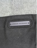 ARMANI EXCHANGE tote bag