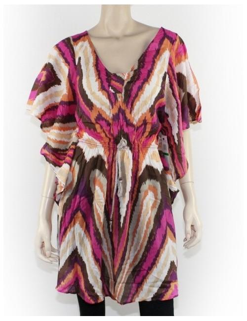 CALVIN KLEIN multicolor tunic (L)