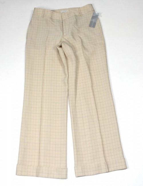 CHAIKEN flare cuff pants
