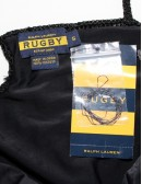 RALPH LAUREN RUGBY V-neck dress
