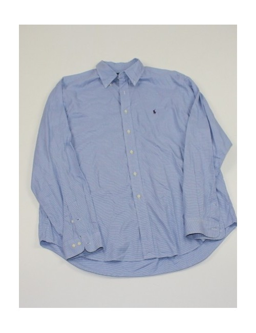 RALPH LAUREN buttoned shirt plaid