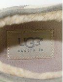 UGG AUSTRALIA evera beige tan canvas 3078
