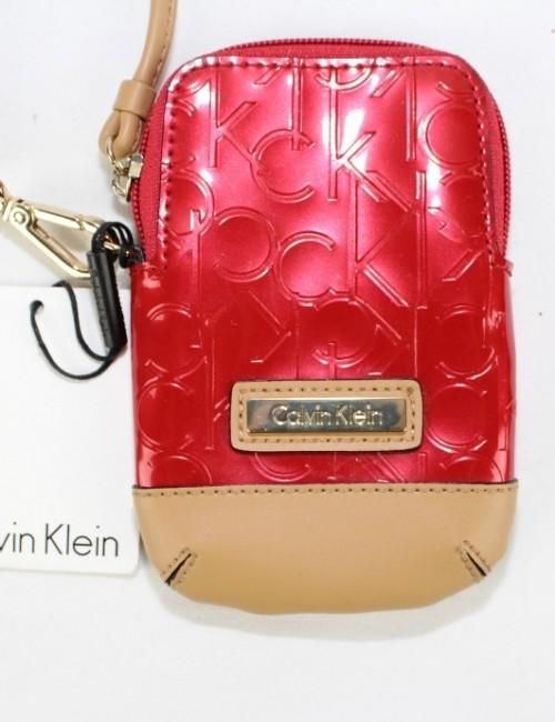 CALVIN KLEIN cell phone case wallet wristlet