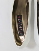 PREVATA vintage leather pumps 7.5 AA