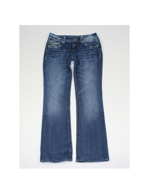 MISS ME bootcut straight jeans