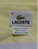 LACOSTE halter dress (36)