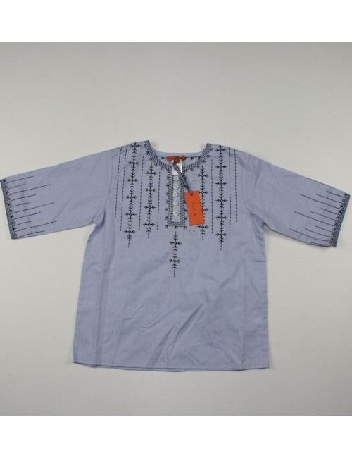 KULE girls blue shirt top (NEW)