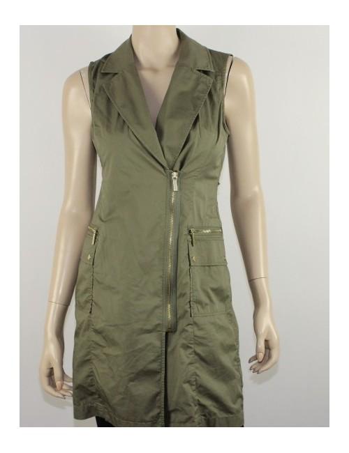MICHAEL KORS full-zip dress (S)