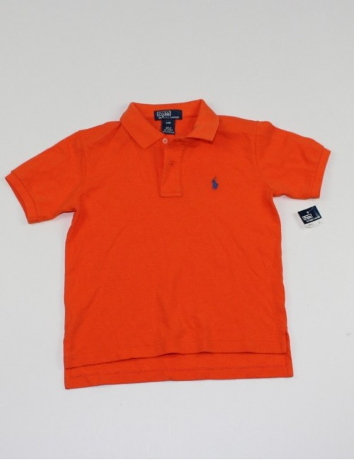RALPH LAUREN polo shirt (4T)