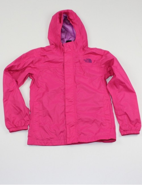 THE NORTH FACE zipline rain jacket (M) AQUZ