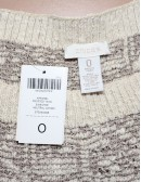 CHICOS Frosted tank sweater (0)