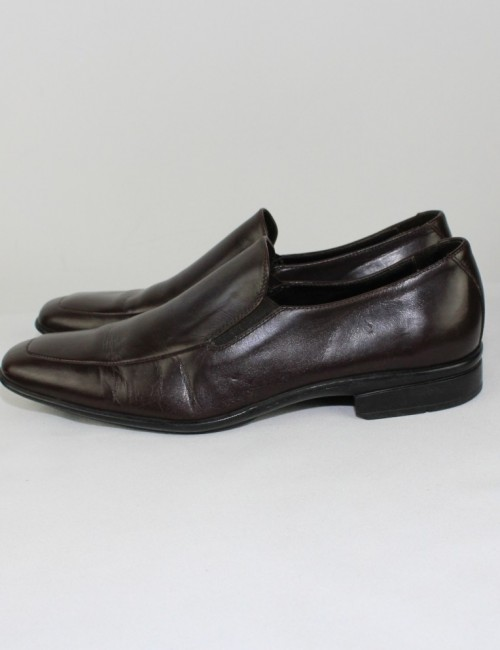 TO BOOT NEW YORK ADAM DERRICK slip on leather shoes