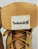 TIMBERLAND - fold down heeled boot