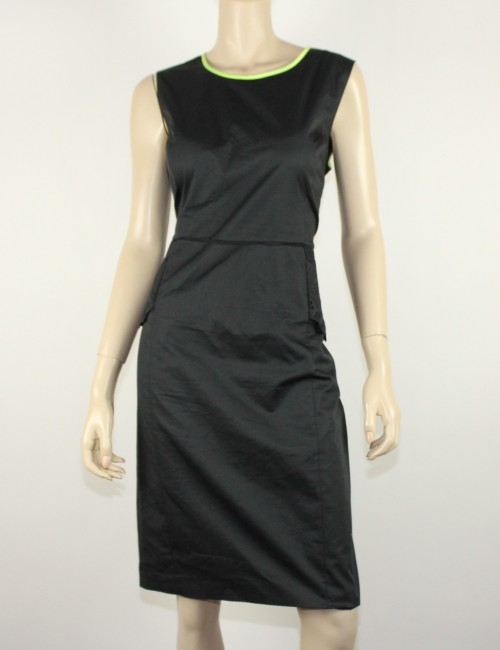 Elie Tahari Evening Black Dress 12