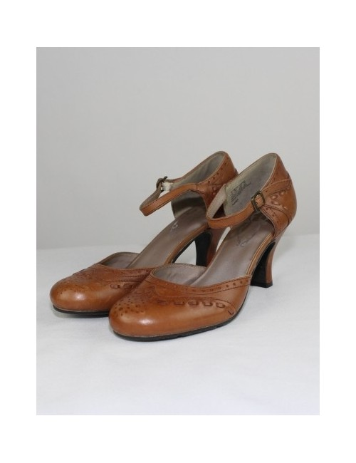 HUSH PUPPIES leather pumps