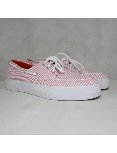 Polo Ralph Lauren lilia pink straps shoes