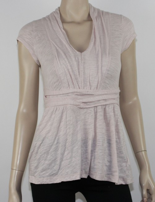 DELETTA by ANTHROPOLOGIE top (XS)