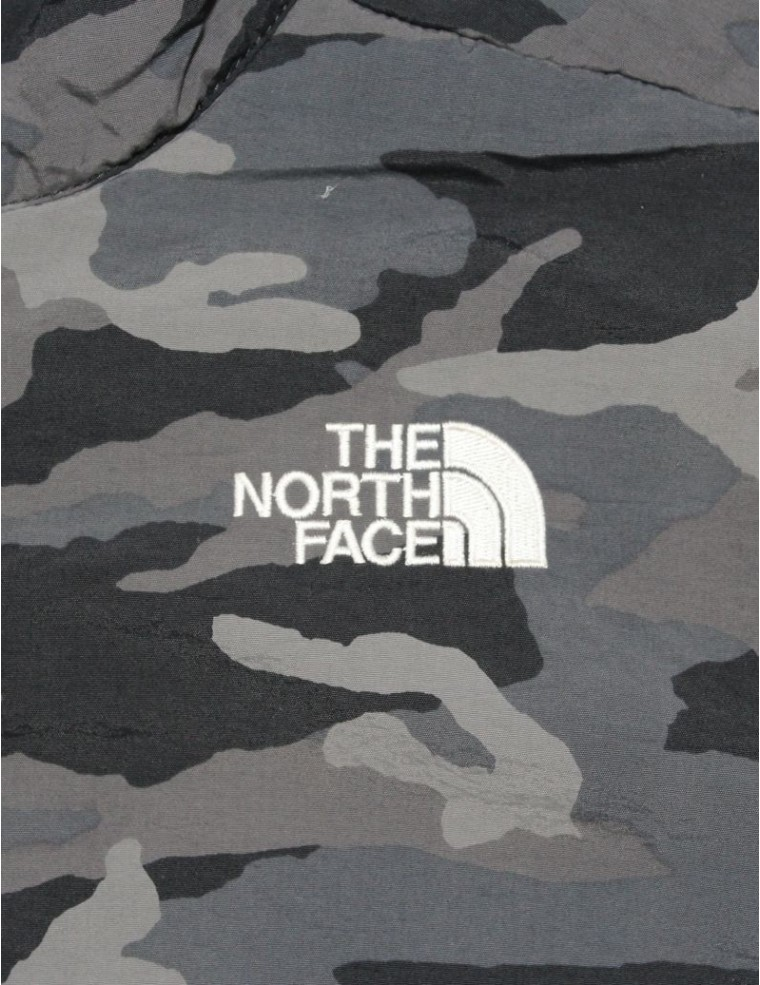 32574d9a42192 THE NORTH FACE boys Denali Jacket in black camo (L) AAXB - vintaya.com