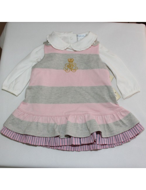 RALPH LAUREN girls dress (3M)