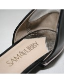 SAM LIBBY womens black flats shoes
