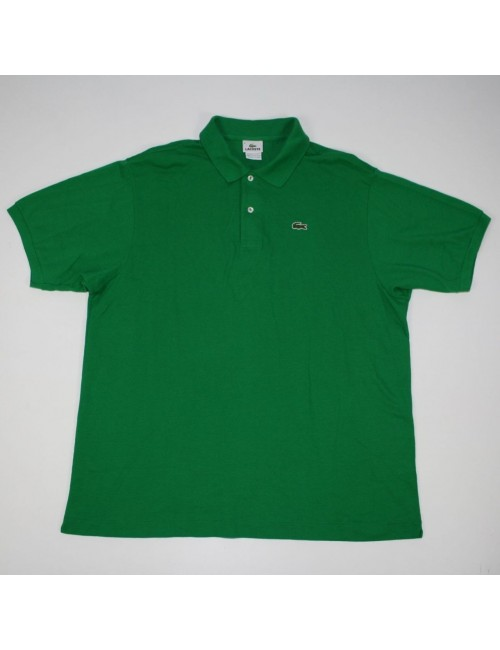 LACOSTE mens green polo shirt!