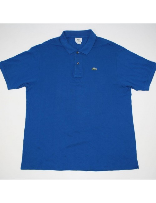 LACOSTE mens blue polo shirt!