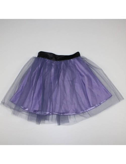 MISILE for FREE PEOPLE silk mini tutu skirt!