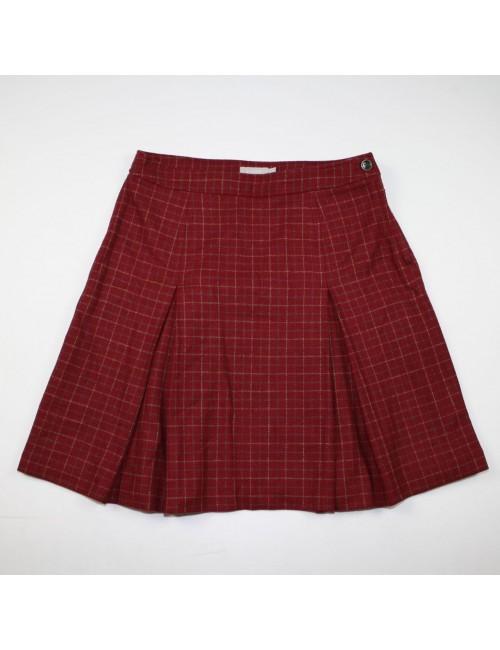 J.CREW wool plaid skirt Size 10