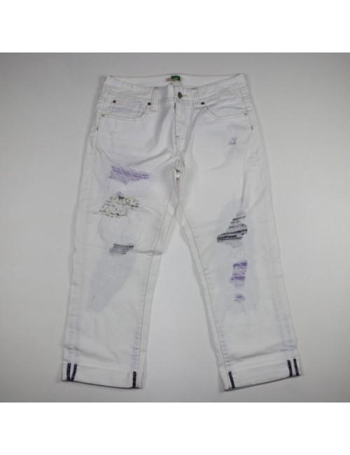ETT TWA from Anthropologie cropped denim pants Size 29