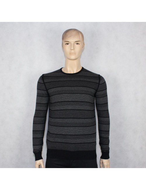 BEN SHERMAN mens cotton sweater (M)