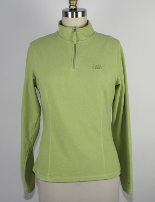 THE NORTH FACE ALJ0 womens Glacier 1/4 zip fleece