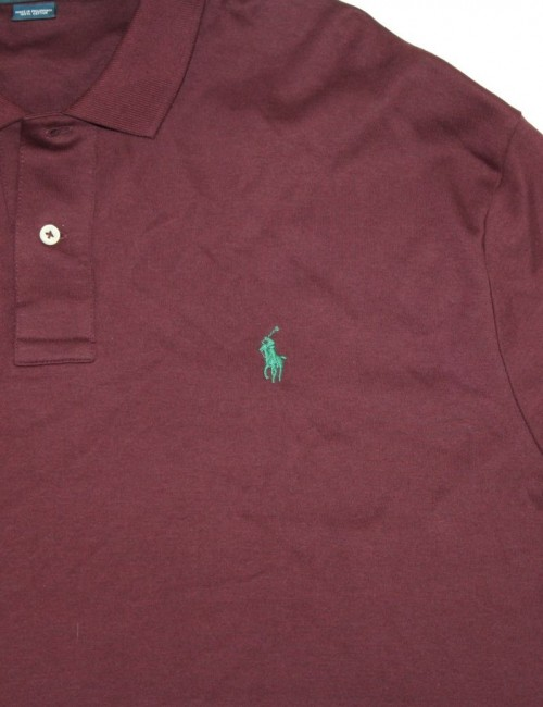 RALPH LAUREN mens short sleeves polo shirt