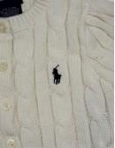 RALPH LAUREN girls cardigan sweater