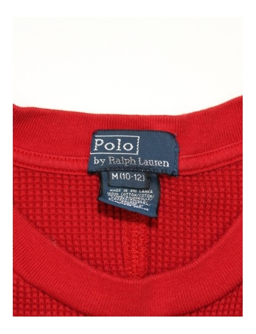 RALPH LAUREN boys long sleeve shirt M (10-12)