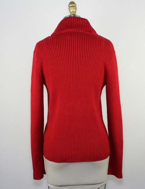 RALPH LAUREN womens cowl neckline sweater (size L)