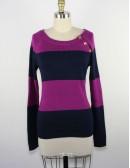 RALPH LAUREN womens boat neckline sweater (size L)