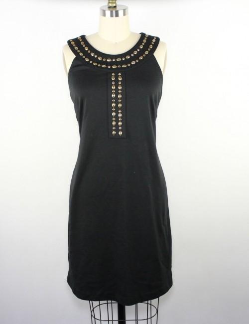 MICHAEL KORS womens black carrier dress (6)