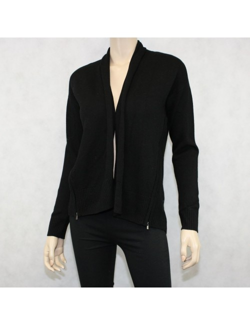 Banana Republic Black Light Sweater Size S