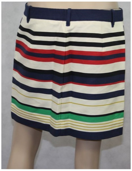 J.CREW womens multicolor mini skirt (6)