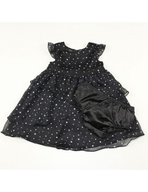 DKNY baby girl dress with panties (18M)