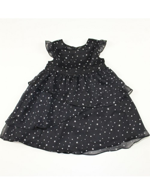 DKNY baby girl dress with panties (18M)