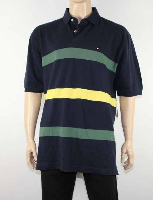 TOMMY HILFIGER mens short sleeves polo shirt