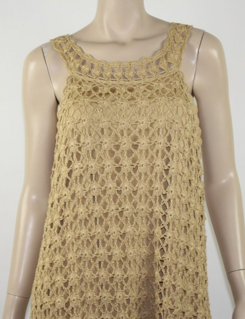 INC CANCOM womens lace top (1X)