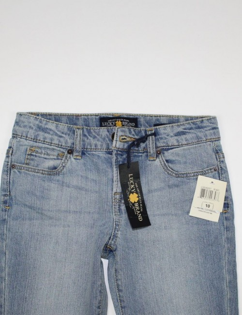 LUCKY BRAND girls cate skinny jeans