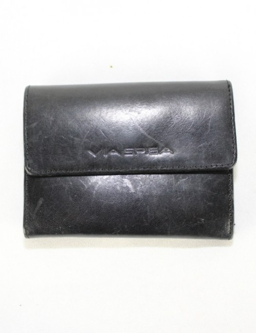 VIA SPIGA leather wallet